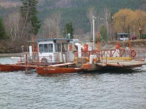 Thompson River Ferry