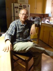 Tom - my host Valemount