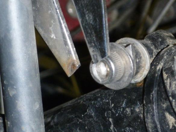 Front rack bracket