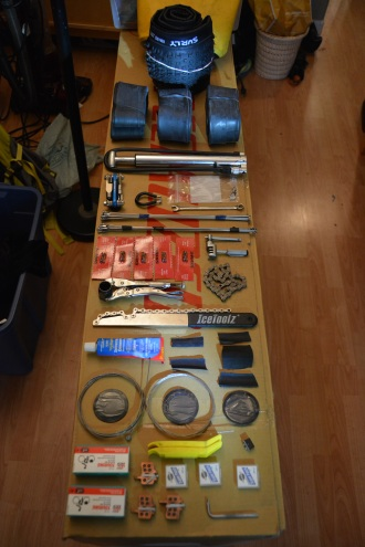 Replacement Parts and Tools